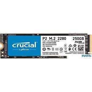 SSD Crucial P2 250GB CT250P2SSD8
