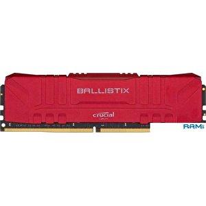 Оперативная память Crucial Ballistix 16GB DDR4 PC4-28800 BL16G36C16U4R