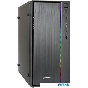Корпус ExeGate mEVO-9301 500W EX283749RUS