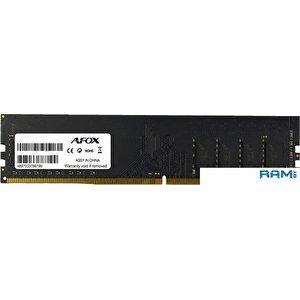 Оперативная память AFOX 16GB DDR4 PC4-19200 AFLD416ES2P