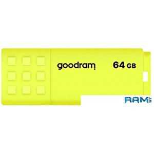 USB Flash GOODRAM UME2 64GB (желтый)