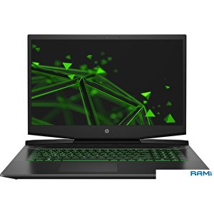 Игровой ноутбук HP Pavilion Gaming 17-cd1012ur 1A8P5EA