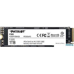 SSD Patriot P300 1TB P300P1TBM28