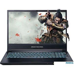 Игровой ноутбук Dream Machines G1660Ti-15BY41