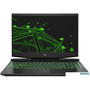 Игровой ноутбук HP Gaming Pavilion 15-dk1009ur 10B17EA