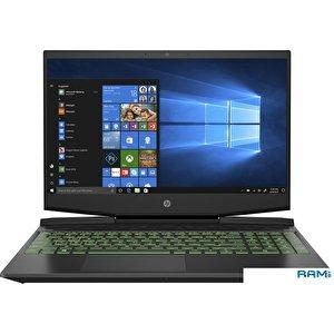 Игровой ноутбук HP Gaming Pavilion 15-dk1016ur 10B24EA