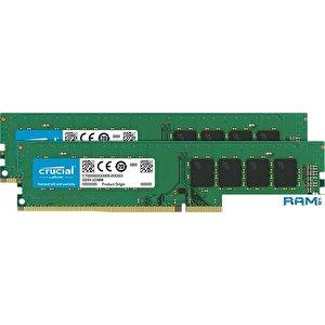 Оперативная память Crucial 2x16GB DDR4 PC4-25600 CT2K16G4DFD832A
