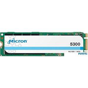 SSD Micron 5300 Pro 480GB MTFDDAV480TDS-1AW1ZABYY