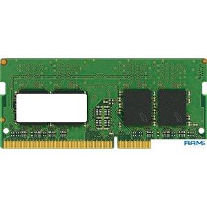 Оперативная память QUMO 4GB DDR4 SODIMM PC4-21300 QUM4S-4G2666C19
