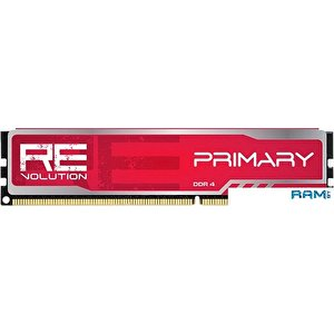 Оперативная память QUMO ReVolution Primary 16GB DDR4 PC4-22400 Q4Rev-16G2800P16PrimR
