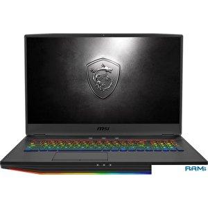 Игровой ноутбук MSI GT76 10SGS-023RU Titan DT