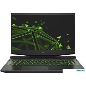 Игровой ноутбук HP Gaming Pavilion 15-dk1013ur 10B21EA