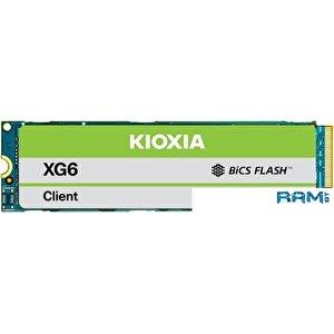 SSD Kioxia XG6 256GB KXG60ZNV256GBTYLGA