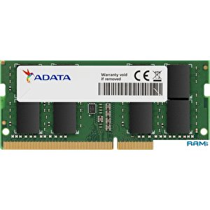 Оперативная память A-Data 32GB DDR4 SODIMM PC4-25600 AD4S3200732G22-SGN