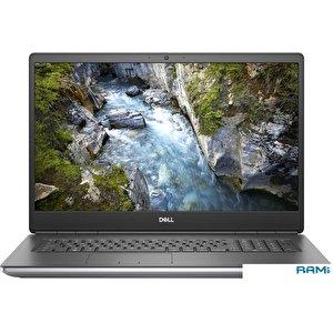 Рабочая станция Dell Precision 17 7750-5508