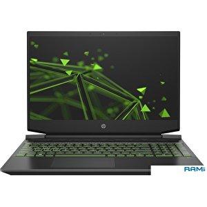 Игровой ноутбук HP Pavilion Gaming 15-ec1002ur 133X2EA