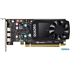 Видеокарта Dell Quadro P400 2GB GDDR5 490-BDZY