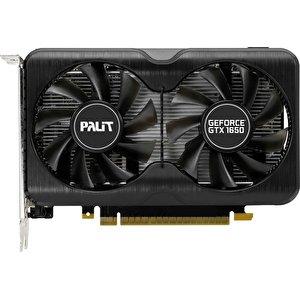 Видеокарта Palit GeForce GTX 1650 GP OC 4GB GDDR6 NE61650S1BG1-166A
