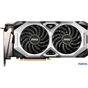 Видеокарта MSI GeForce RTX 2080 Super Ventus XS 8GB GDDR6