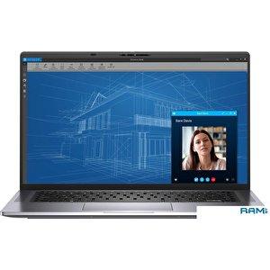 Ноутбук Dell Latitude 15 9510-7601
