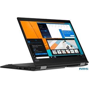 Ноутбук 2-в-1 Lenovo ThinkPad X13 Yoga Gen 1 20SX0001RT