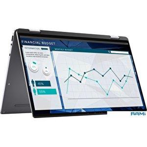 Ноутбук 2-в-1 Dell Latitude 15 2-в-1 9510-7625
