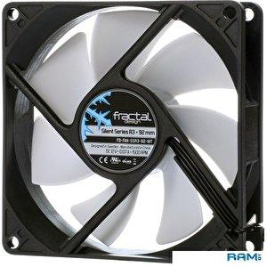 Вентилятор для корпуса Fractal Design Silent R3 92мм FD-FAN-SSR3-92-WT