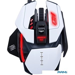 Игровая мышь Mad Catz R.A.T. Pro S3 (белый)