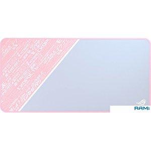 Коврик для мыши ASUS Rog Sheath (розовый/голубой)