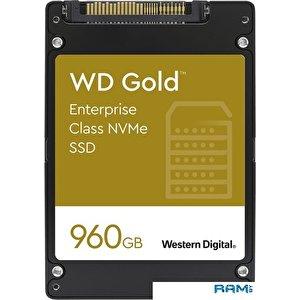 SSD WD Gold 960GB WDS960G1D0D