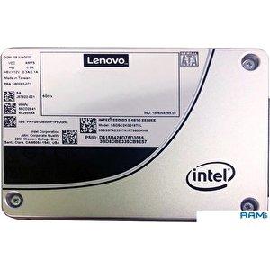 SSD Lenovo 4XB7A13634 480GB