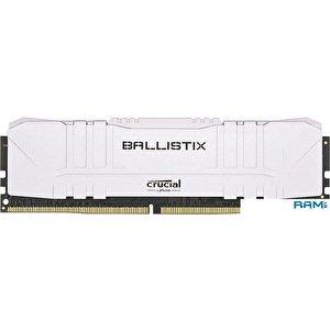 Оперативная память Crucial Ballistix 8GB DDR4 PC4-24000 BL8G30C15U4W