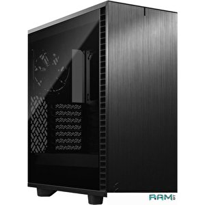 Корпус Fractal Design Define 7 Compact Black TG Dark FD-C-DEF7C-02