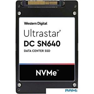 SSD WD Ultrastar SN640 0.8DWPD 960GB WUS4BB096D7P3E1