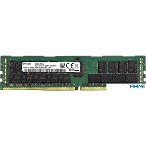 Оперативная память Samsung 32GB DDR4 PC4-23400 M393A4K40CB2-CVF