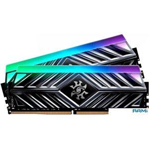 Оперативная память A-Data Spectrix D41 RGB 2x16GB DDR4 PC4-24000 AX4U3000316G16A-DT41