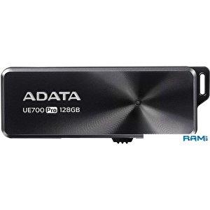 USB Flash A-Data UE700 Pro 128GB (черный)