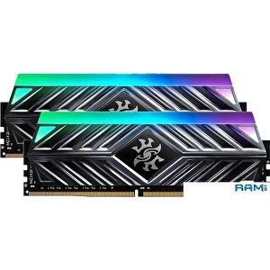 Оперативная память A-Data Spectrix D41 RGB 2x16GB DDR4 PC4-26400 AX4U3600316G18A-DT41