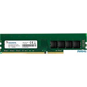 Оперативная память A-Data 8GB DDR4 PC4-25600 AD4U320038G22-SGN