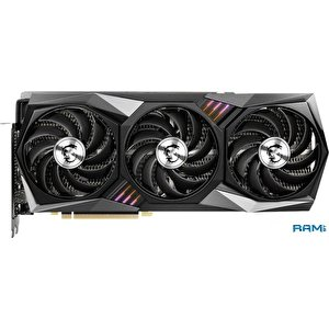 Видеокарта MSI GeForce RTX 3080 Gaming X Trio 10GB GDDR6X