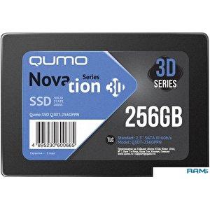 SSD QUMO Novation 3D TLC 256GB Q3DT-256GPPN