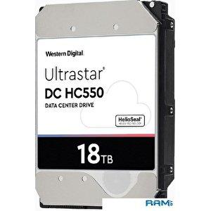 Жесткий диск WD WUH721818AL5204 18TB