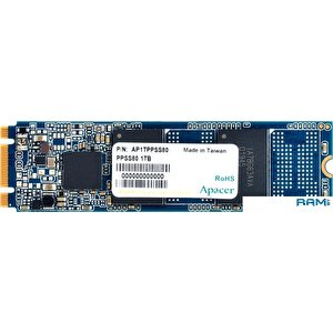 SSD Apacer PPSS80 1TB AP1TPPSS80-R