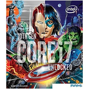 Процессор Intel Core i7-10700KA (BOX)