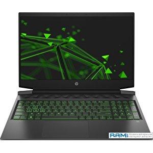 Игровой ноутбук HP Pavilion Gaming 16-a0025ur 22R40EA