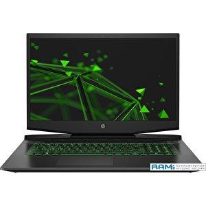Игровой ноутбук HP Pavilion Gaming 17-cd1048ur 22R60EA