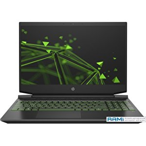 Игровой ноутбук HP Pavilion Gaming 15-ec1014ur 1A8M7EA