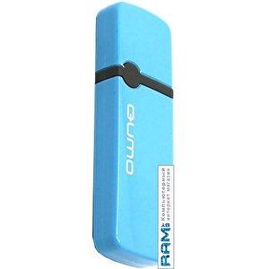 USB Flash QUMO Optiva 02 8GB (голубой)