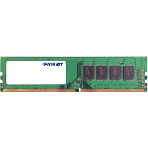 Оперативная память Patriot 4GB DDR4 PC4-19200 [PSD44G240081]