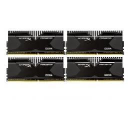 Оперативная память Kingston HyperX Predator 4x8GB DDR4 PC4-17000 (HX421C13PBK4/32)